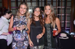Valentina Garcia, Alejandra Dominguez y Alejandra Chadwick