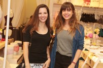 Giselle Sateler y Tamara Macchiavello