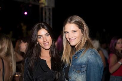 Vicenta Gonella y Francesca Innocenti