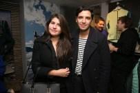 Cindy Jerealdo y Mauricio Fredes