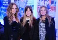 Antonia Bulnes, Camila Moiseeff Milagros, Gonzales Chaves