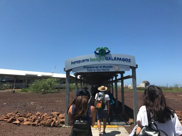 Aeroporto de Galápagos