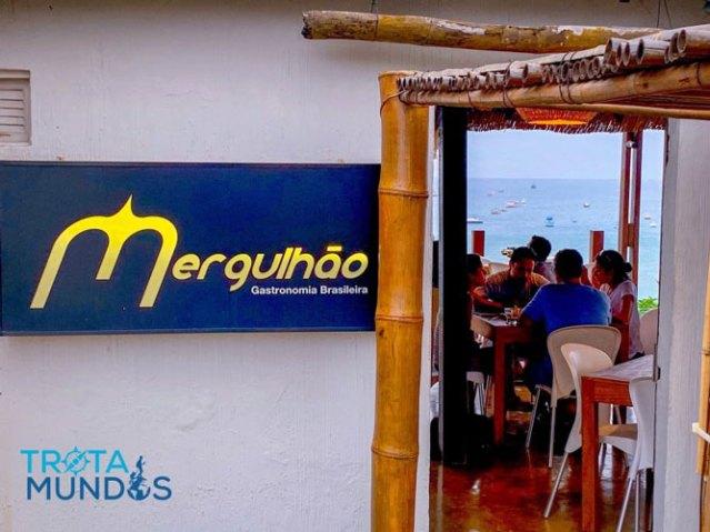 Restaurante Merguhão - Fernando de Noronha