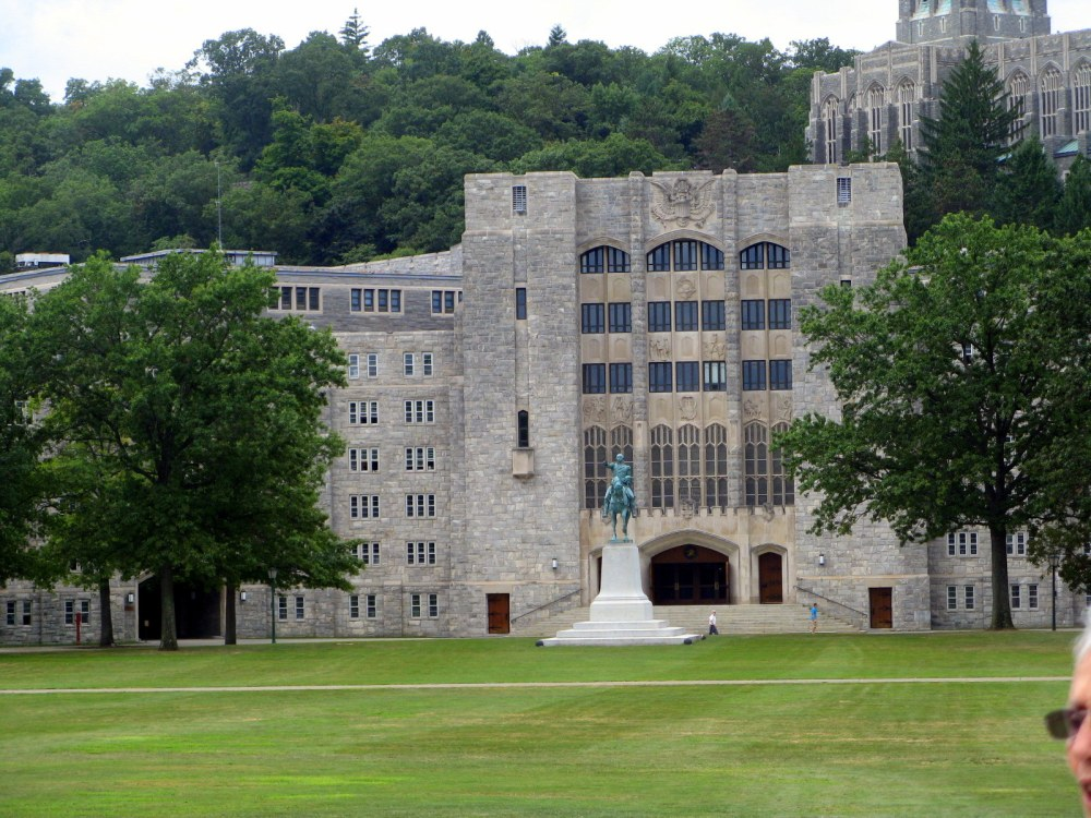 WEST POINT MILITARY ACADEMY (1/6)