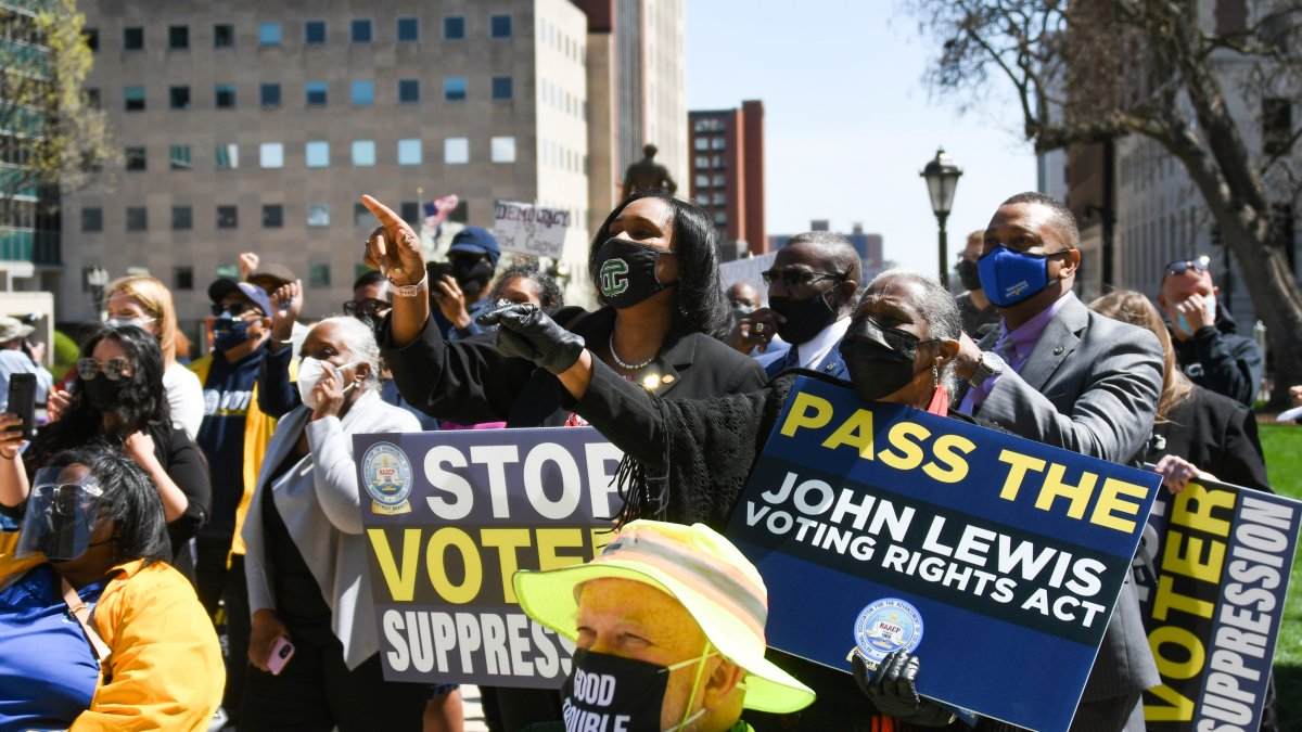 3 Good Signs of Progress in the Voting Rights Fight