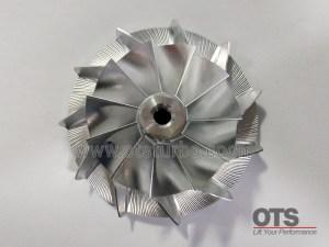garrett billet compressor wheel