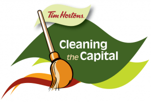 Cleaning the Capital - Logo