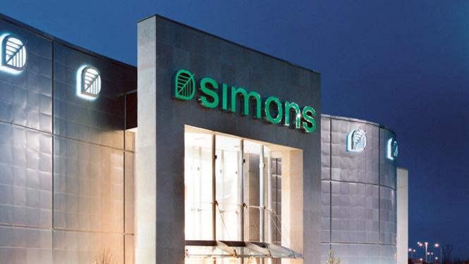 Simons Coming To Ottawa Rideau Centre CTV Ottawa News
