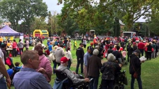 McNabb Park Labour Day 2019.