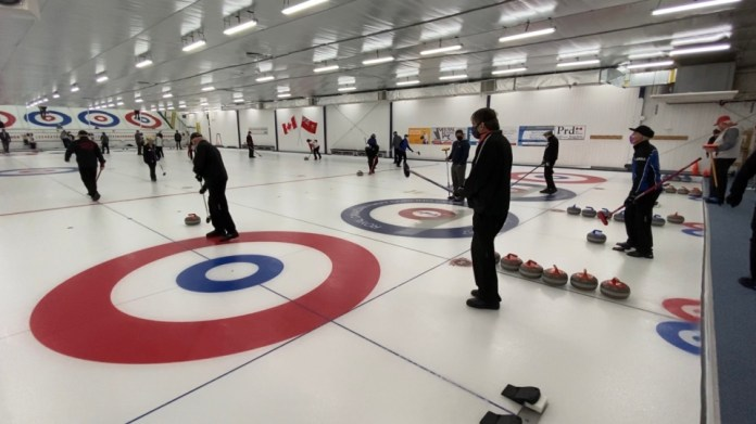 The Royal Canadian Navy Curling Club