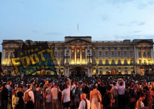 Ottawa Footy Sevens Buckingham Palace