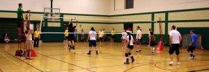 Ashbury Mixed Volleyball League