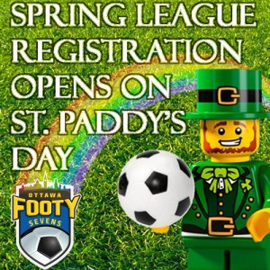 Ottawa Footy Sevens Spring Registration