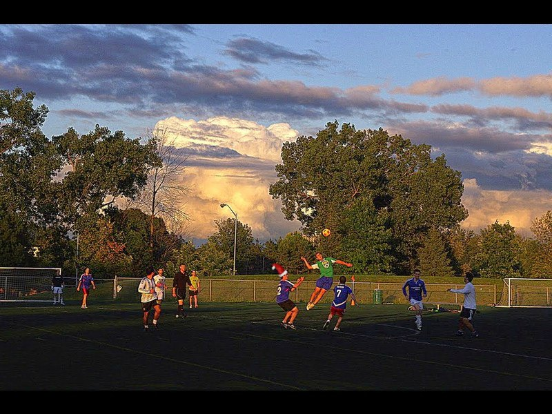 Men's League at Carleton University