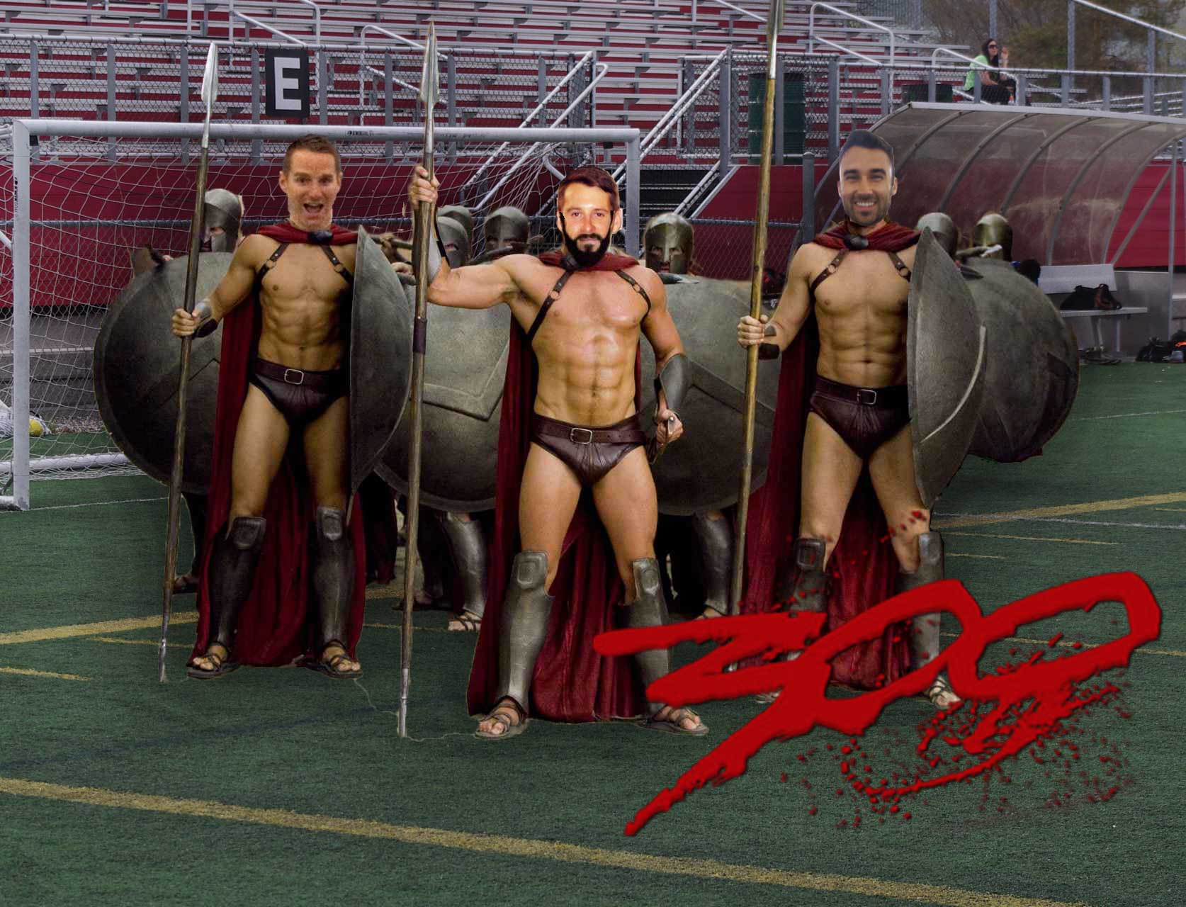 Footy Spartans