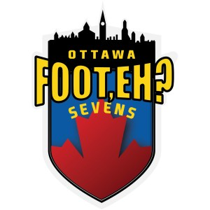 Canada Day Footy Sevens Logo