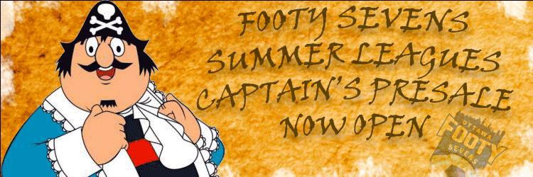 Summer 7v7 League Registration Open for Captains