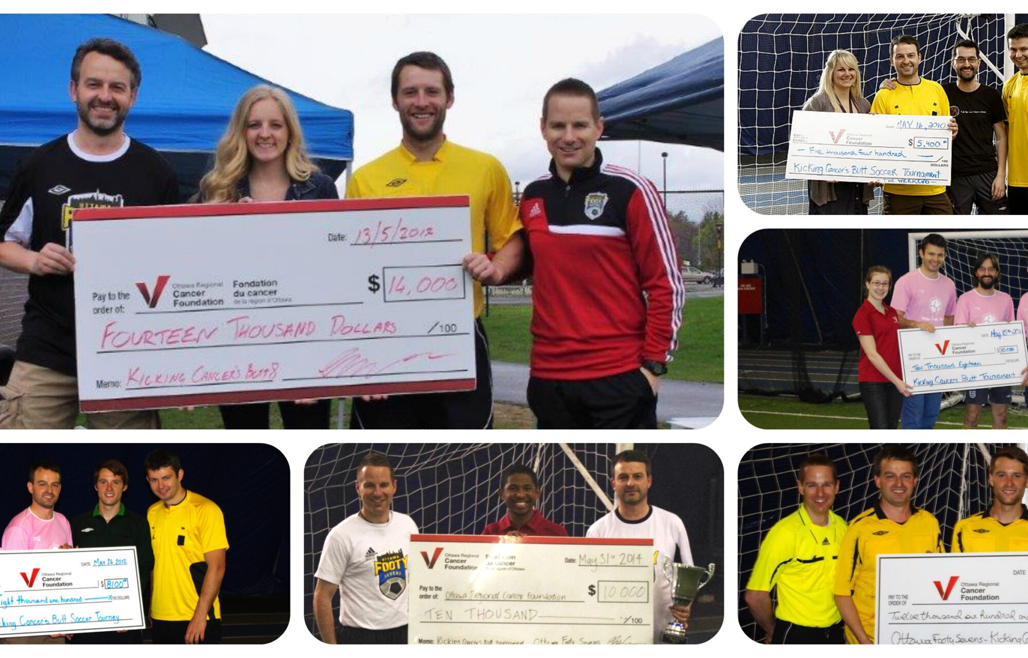 Footy Sevens Charity Tournament