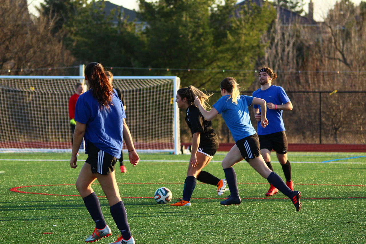 Coed Soccer Leagues