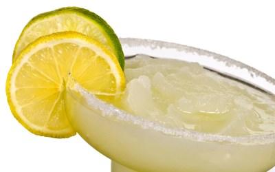 When Life gives you lemons make Lemon Slush…..