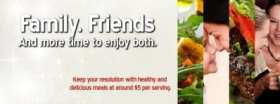 Friends Family - SupperWorks Banner