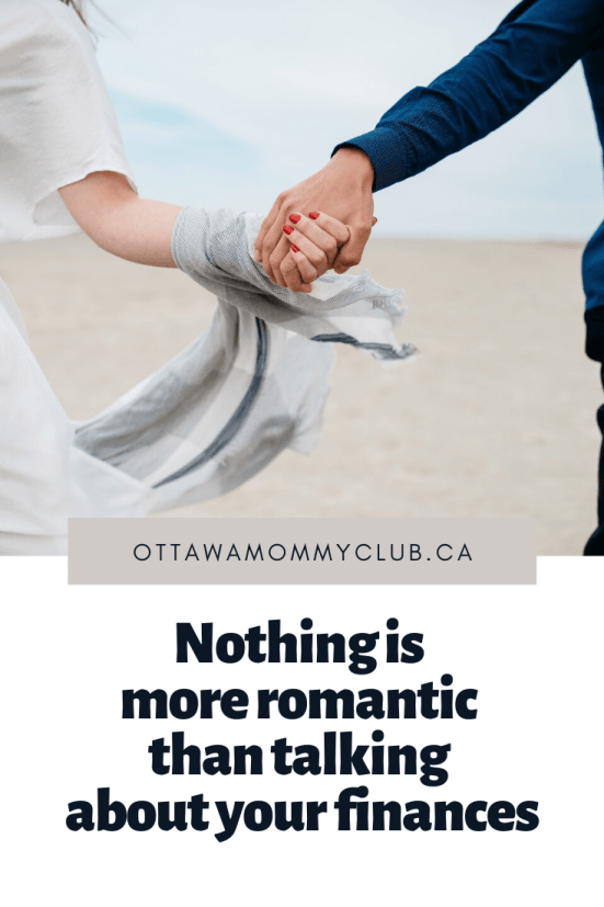 Nothing is more romantic than talking about your finances