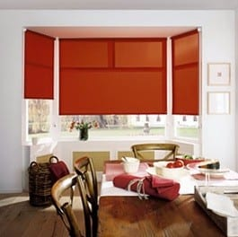 Roller Shades have come a long way in style and quality.