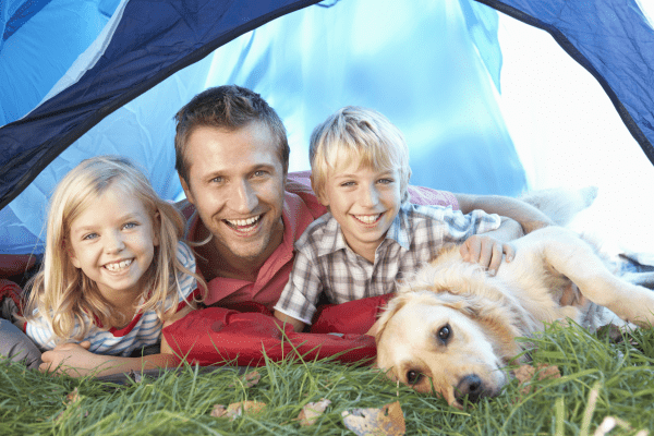 Family Camping Tips