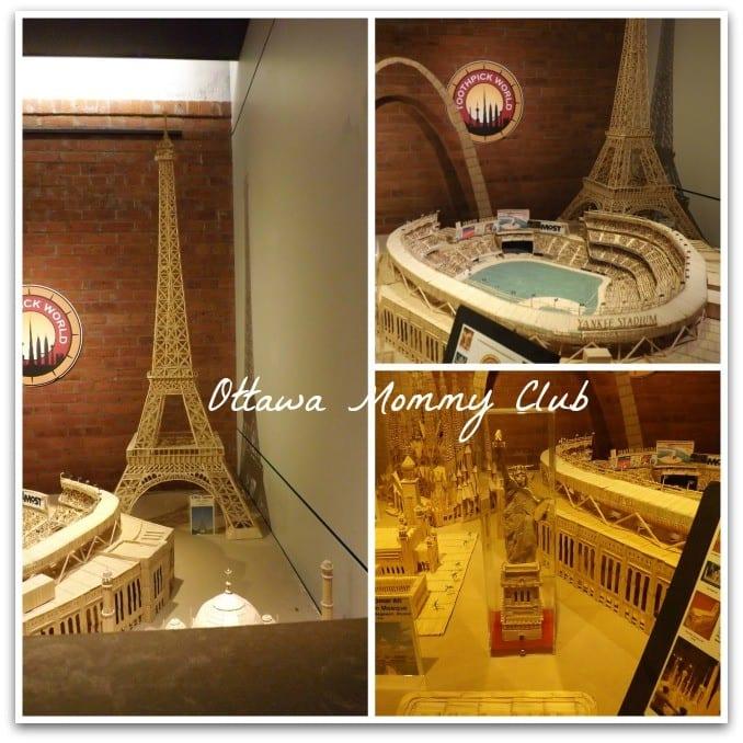 Stan Munro Toothpicks Display MOST Museum 2