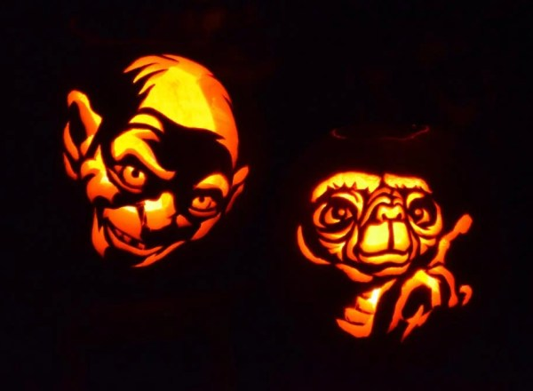 Halloween Family Pumpkin Carving Traditions