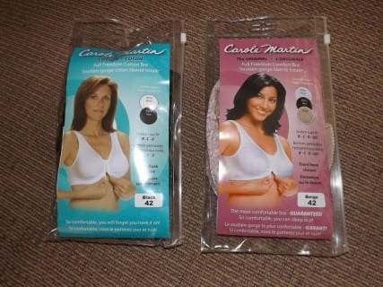 34e3b44dd8ad0 The Most Comfortable Bras by Carole Martin® Review and  20 GC from ...