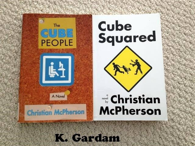 Great books by local Ottawa author Christian McPherson