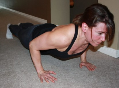 the pushup for moms
