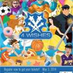 Family Fun and Magic Waits for You at Four Wishes on May 3rd