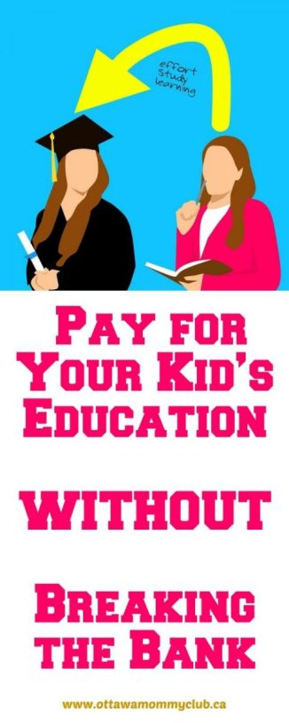 Pay for Your Kid's Education WITHOUT Breaking the Bank
