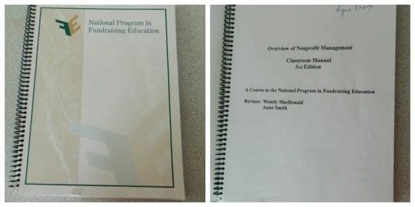 nonprofit management book