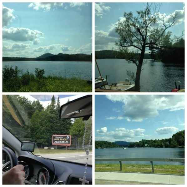travelling to Lake Placid