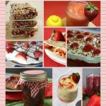 10 Strawberry Recipes for National Strawberry Day!