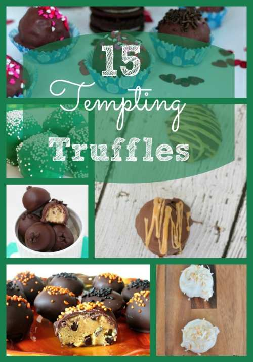 Truffles Recipes