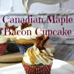 Canadian Maple Bacon Cupcake Recipe