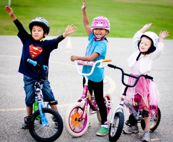 Get Your Kids Riding a Bicycle this Summer with Pedalheads Bike Camps