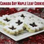 Canada Day Maple Leaf Cookies Recipe
