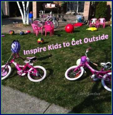 Active Kids: Top Toys to Get Kids Outside