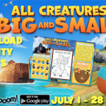 All Creatures Big and Small Activity Sheets
