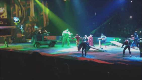 Marvel Universe Live in Ottawa ~ A Review
