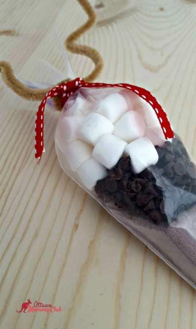 Rudolph Hot Cocoa DIY