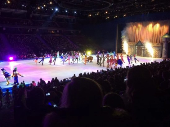 Disney on Ice - Fireworks