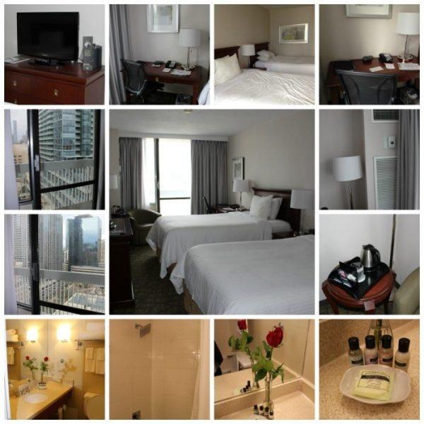 Hotel Room Chelsea Hotel Toronto