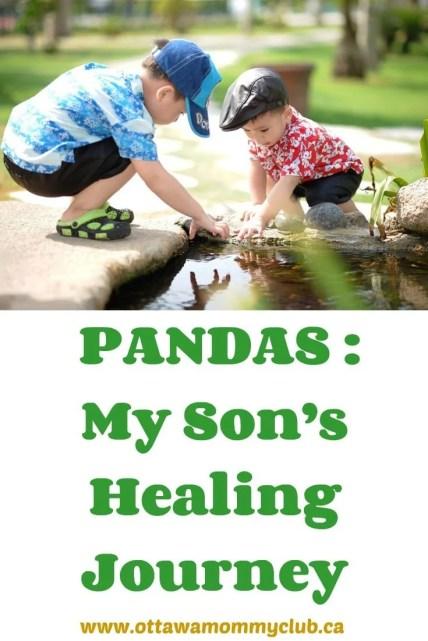 PANDAS : My Son's Healing Journey