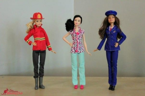 Barbie You Can Do Anything Dolls Photo